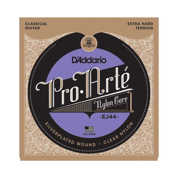 D'Addario EJ44 Pro-Arte SP Extra Hard Classical Guitar Strings