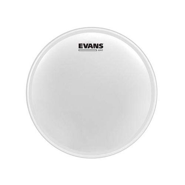 Evans B08UV1 UV1 8 Inch Coated Drum Head