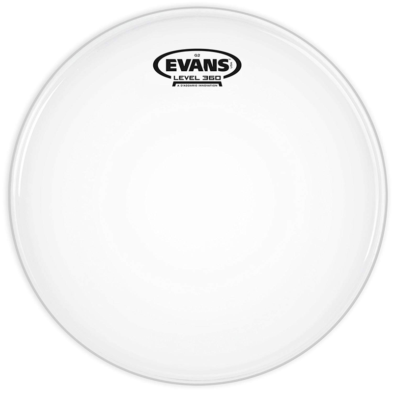 Evans B15G2 Genera G2 15 Inch Tom Drum Head