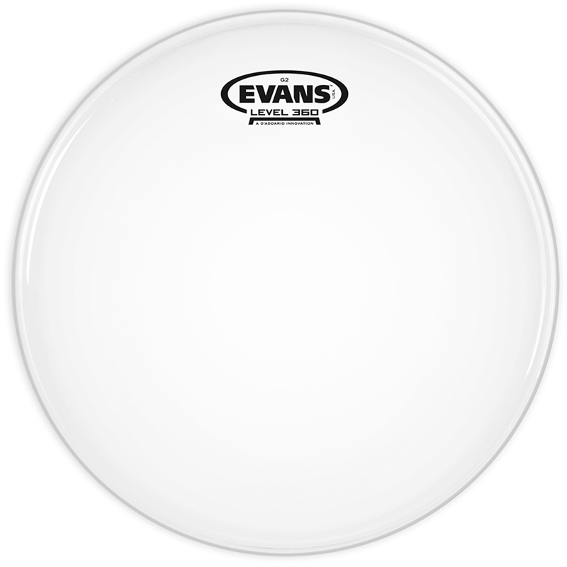 Evans B08G2 Genera G2 8 Inch Tom Drum Head