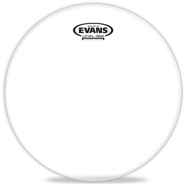 Evans S15H30 Snare Side Hazy 300 15inch Snare Drum Head