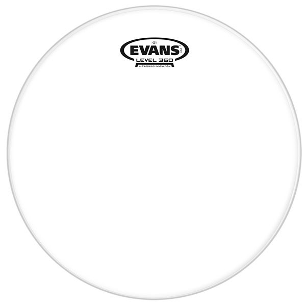 Evans TT14G1 Genera G1 14-Inch Tom Drum Head