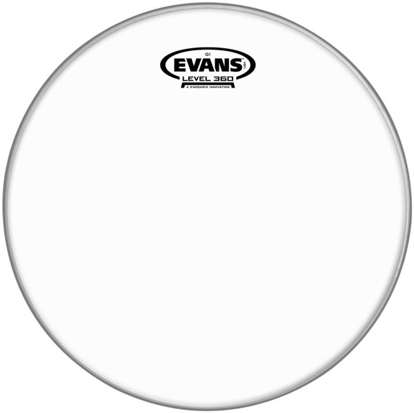 Evans TT16G1 Genera G1 16-inch Tom Drum Head