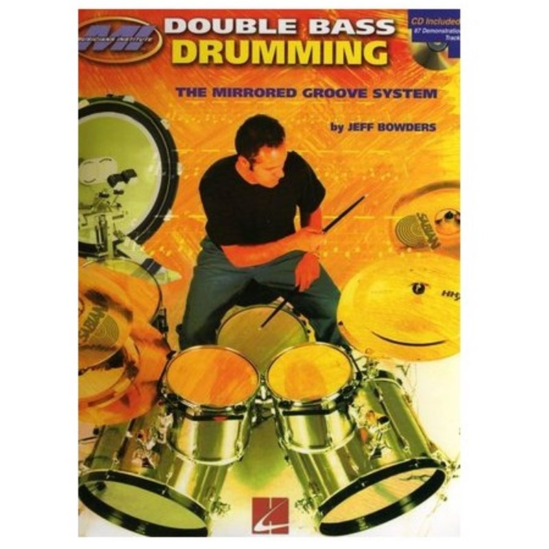 Hal Leonard HL00695723 Double Bass Drumming