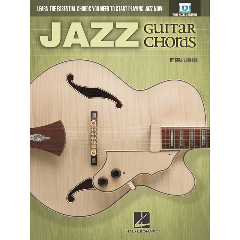 Hal Leonard HL00696482 Jazz Guitar Chords