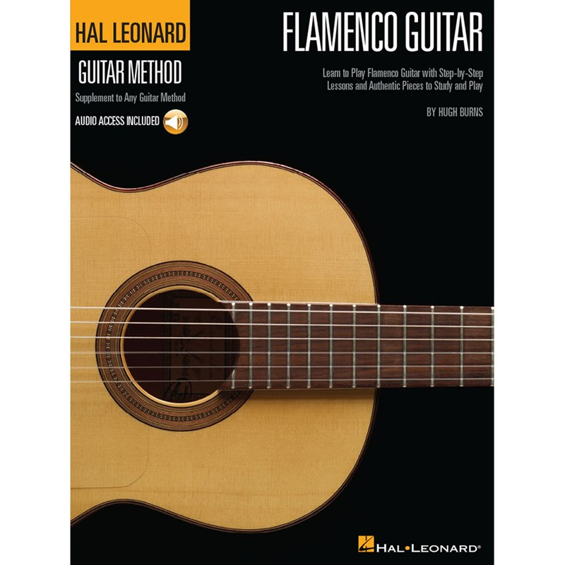 Hal Leonard HL00697363 Flamenco Guitar Method
