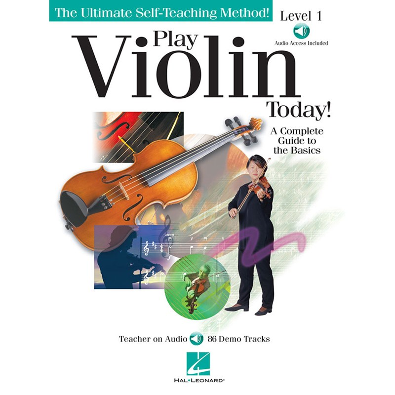 Hal Leonard HL00699748 Play Violin Today! Volume 1