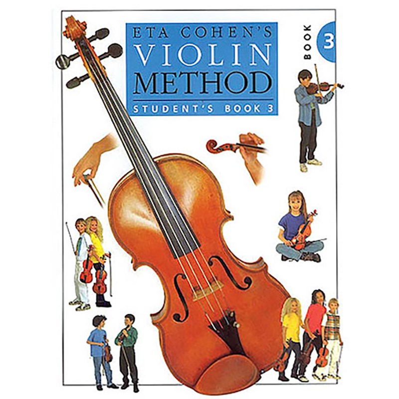 Hal Leonard HL14010572 Violin Method Book 3