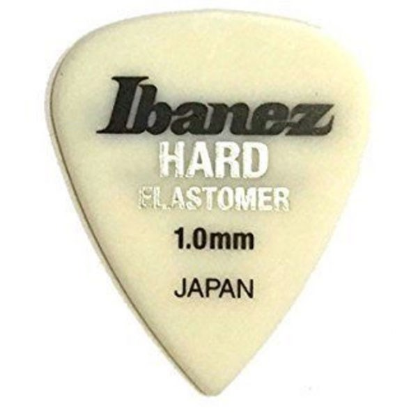 Ibanez EL17HD10 Elastomer Teardrop Pick Hard 1.0mm