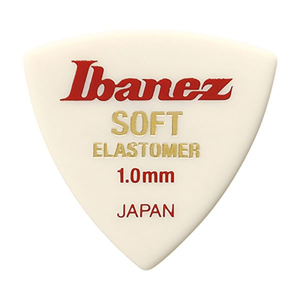 Ibanez EL8ST10 Elastomer Triangle Pick Soft 1.0mm