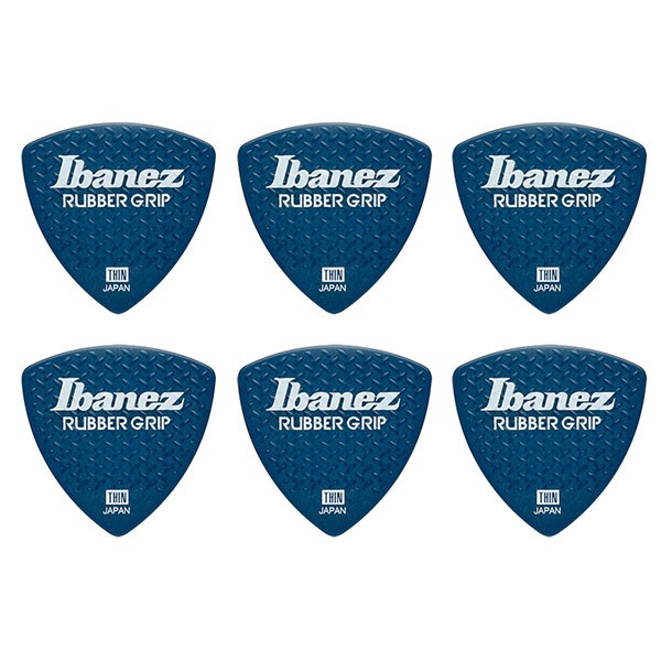 Ibanez PA4TRG Grip Wizard Rubber Grip Pick Thing 0.6mm - Pack of 6