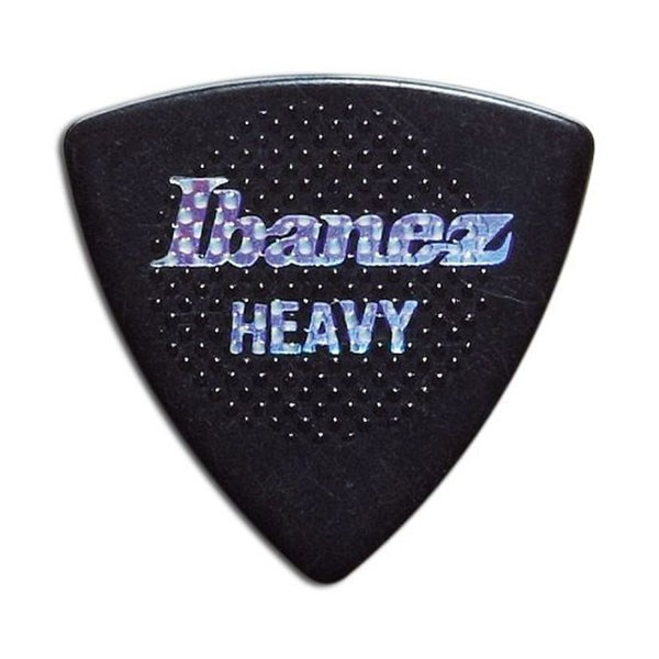 Ibanez PS8HR Rubber Grip Triangular Pick Heavy 1.0mm