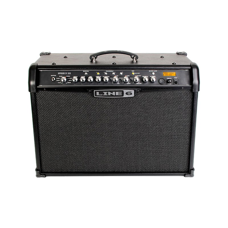 Line 6 Spider IV 120 120W 2x10 Guitar Combo Amp
