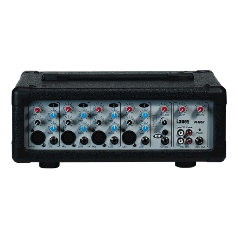 Laney CD480M 4-Channel Powered Mixer