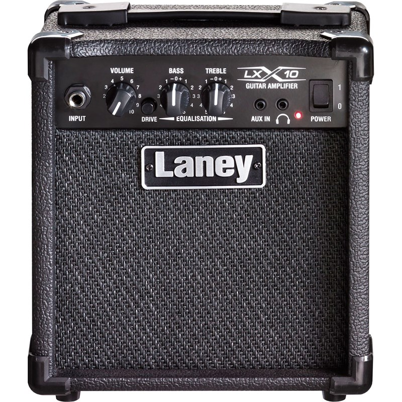 Laney LX10 Guitar Combo Amplifier Black