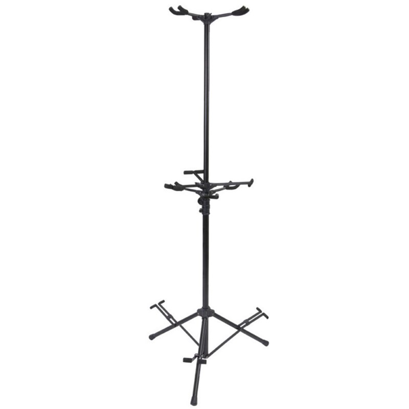 On-Stage GS7652B Six-Guitar Tripod Stand