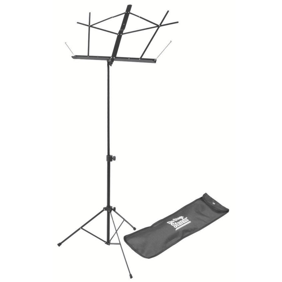 On-Stage SM7122B Compact Sheet Music Stand with Bag<br>SM7122B