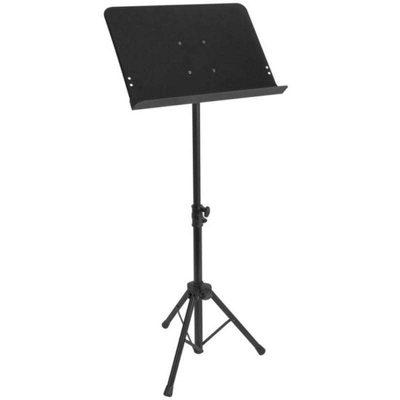 On-Stage SM7211 Professional Grade Folding Orchestral Sheet Music Stand
