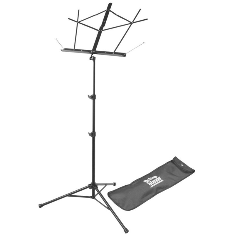 On-Stage SM7222B Tripod Sheet Music Stand with Bag