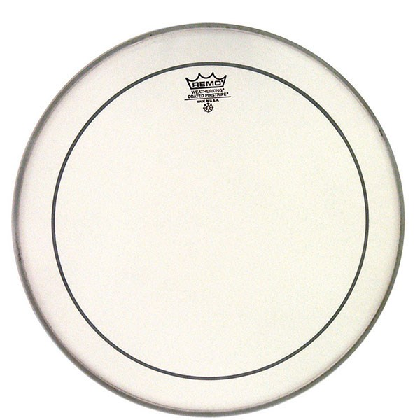 Remo PS-0118-00 18-Inch Pinstripe Coated Drum Head