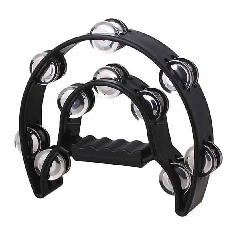 Signature 930007 Tambourine 16-Pair Jingles Double Row