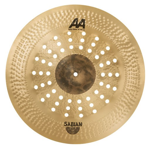 Sabian 21916CSBCP Limited Edition Chad Smith AA 19-Inch Holy China