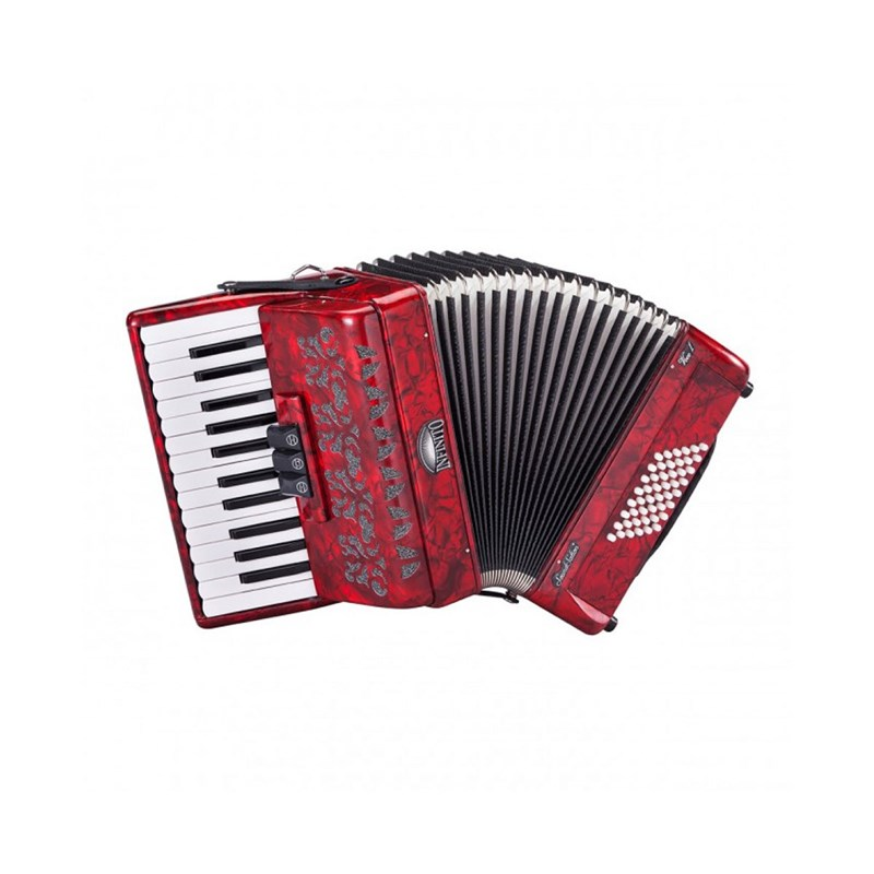 Soundsation 2648 Accordion Infinito Voce I