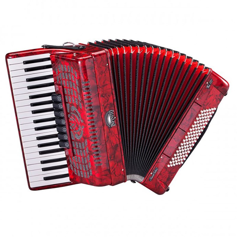 Soundsation 3796 Accordion Infinito Voce III