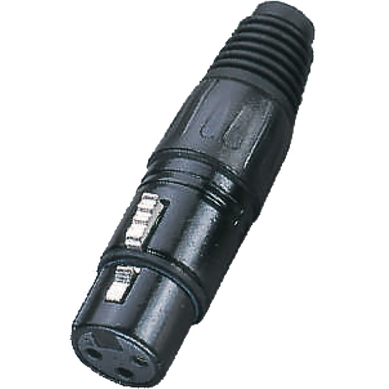 Signature SXLR04F-B XLR Connectors Female Connector