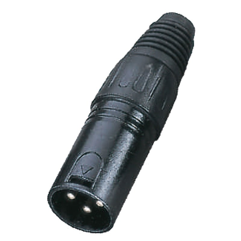 Signature SXLR04M-B XLR Connectors Male Connector