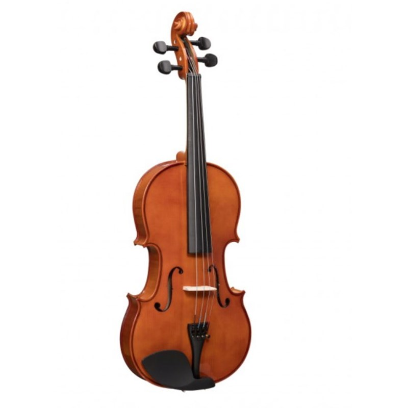Soundsation VIOVS-15 Virtuoso Viola 15.5 Inch with Bag, Bow and Rosin