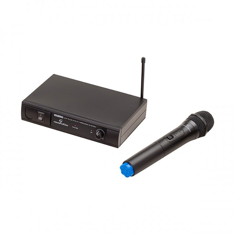 Signature WF-U11HA UHF Wireless System Handheld Microphone 863.05 MHz
