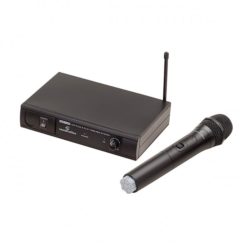 Signature WF-U11HB UHF Wireless System Handheld Microphone 863.55 MHz