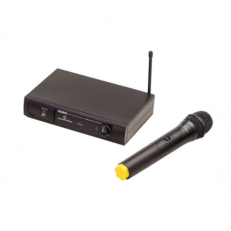 Soundsation WF-U11HC UHF Wireless System Handheld Microphone 864.15 MHz