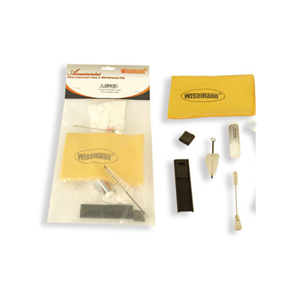 Wisemann WI-949014 Cleaning And Care Kits For Saxophone<br>WI-949014