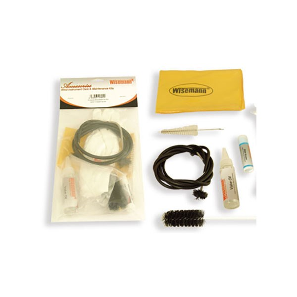 Wisemann WI-949015 Cleaning And Care Kits For Trumpet / Cornet / Flugelhorn
