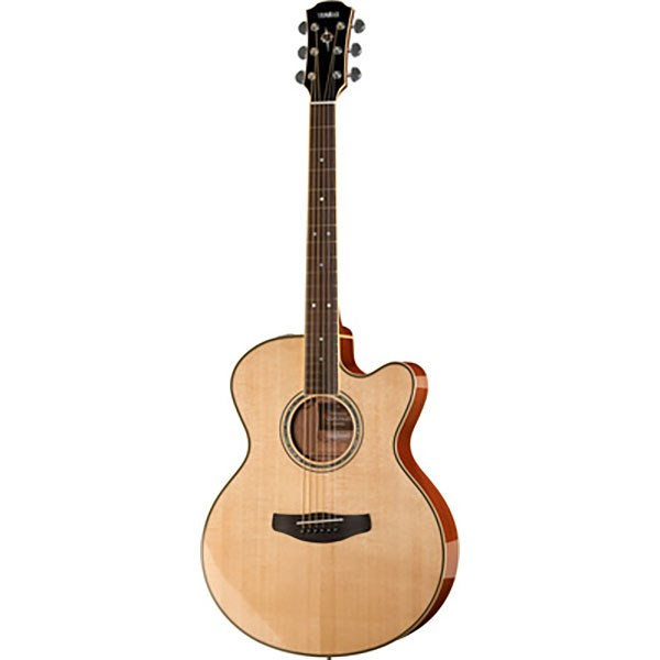 Yamaha CPX700II Medium Jumbo Acoustic-Electric Guitar