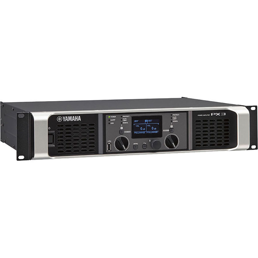 Yamaha PX3 Power Amplifier<br>PX3