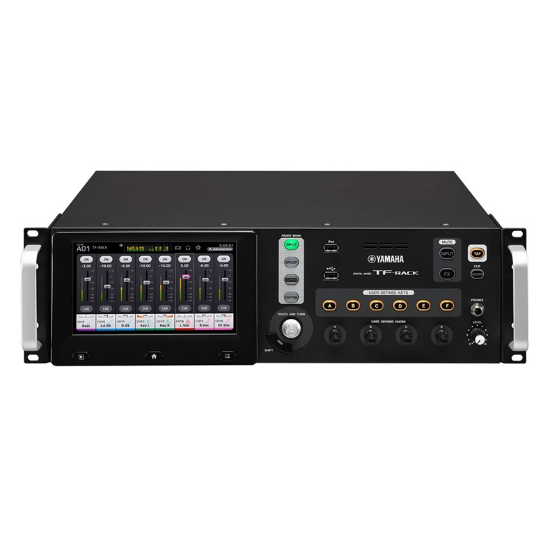 Yamaha TF-Rack Digital Rackmount Mixer