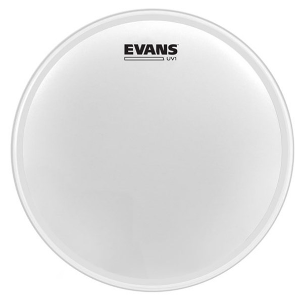 Evans B14UV1 14 Inch Coated Snare/Tom Batter Drum Head