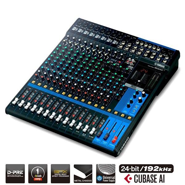 (USED) Yamaha MG16XU 16-Channel Mixer