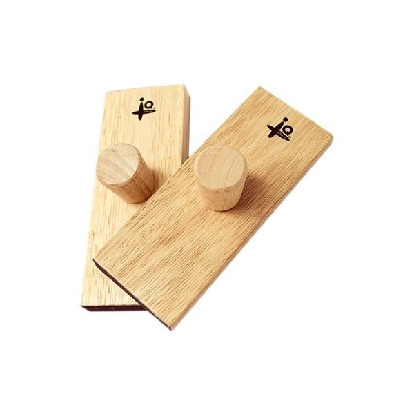 IQ Plus IQ-W055-00 Wooden Sandpaper Blocks