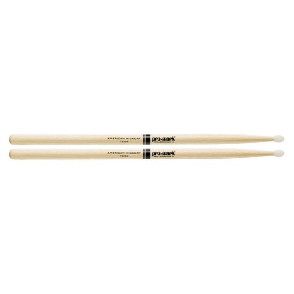 Promark TX2BN American Hickory Nylon Tip Drumstricks