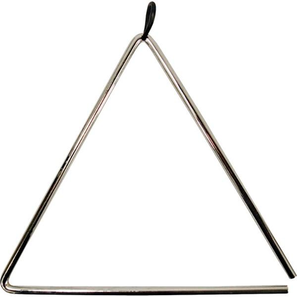 Tycoon TRI-10 10-Inch Aluminium Triangle