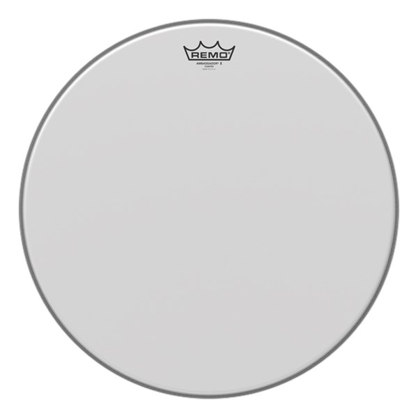 Remo AX-0118-00 18inch Ambassador X Coated Drum Head