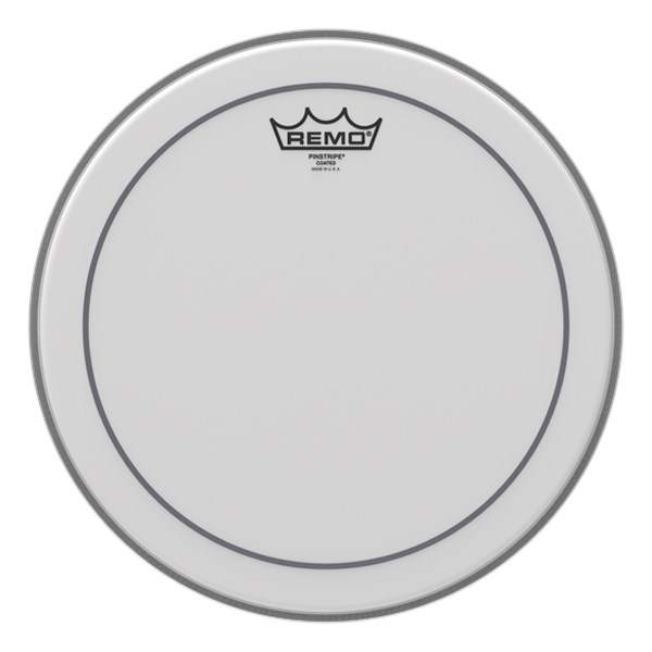 Remo PS-0113-00 13-Inch Pinstripe Coated Drum Head