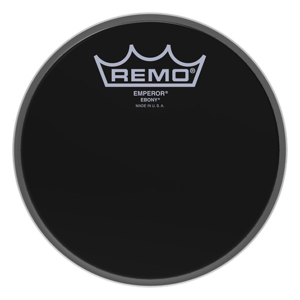 Remo BE-0006-ES 6inch Emperor Ebony Drum Head