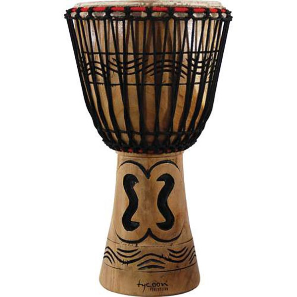 Tycoon TSAJ-13 13-Inch Traditional Series Afridcan Djembe