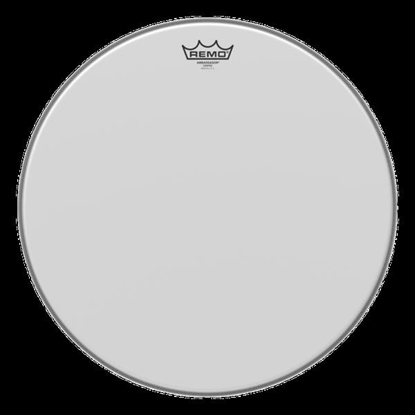 Remo BA-0118-00 18inch Coated Ambassador Batter Drumhead