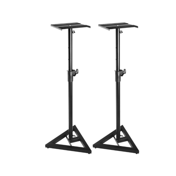 On-Stage SMS6000-P Studio Monitor Stands (Pair)<br>SMS6000-P